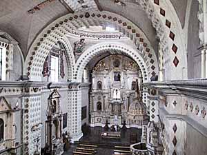 Church of Belen - photo: World Monuments Fund